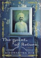 Cover of Point of Return