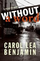 the cover of Without a Trace by Carole Lea Benjamin