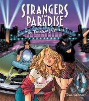 the cover of Strangers in Paradise