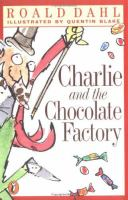 'Charlie and the Chocolate Factory' Cover