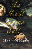 the cover of As Meat Loves Salt by Maria McCann