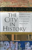 The cover of 'The  			City in History'