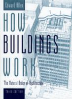 The cover of 'How Buildings Work'