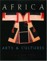 cover of Africa: Arts and Cultures by John Mack