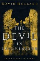 the cover of The Devil in Bellminster by David Holland