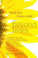 cover of Beyond Tears by Carol Barkin