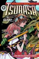 the cover of Tsubasa, Volume 3