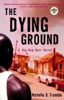 the cover of The Dying Ground by Nichelle Tramble