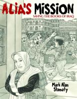 the cover of Alia's Mission: Saving the Books of Iraq: Inspired by a True Story