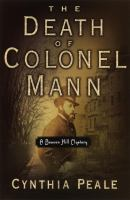 the cover of Death of Colonel Mann by Cynthia Peale