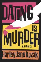 the cover of Dating is Murder by Harley Jane Kozak
