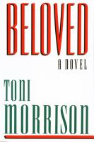 the cover of Beloved