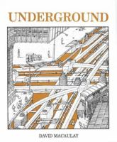 The cover of 'Underground'