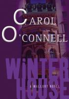 the cover of Winter House by Carol O'Connell