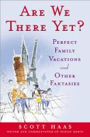 the cover of Are We There Yet?