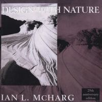 The cover of  			'Design with Nature'