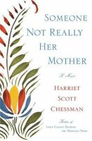 Cover of Someone Not Really Her Mother
