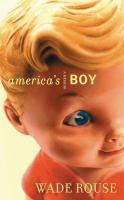 the cover of America's Boy: A Memoir