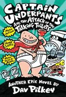 Cover of 'Captain Underpants and the Attack of the Talking Toilets'