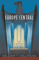 the cover of Europe Central