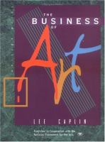 the cover of The Business of Art