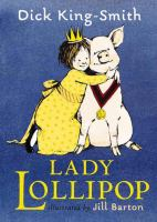 Cover of 'Lady Lollipop'