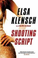 the cover of Shooting Script by Elsa Klensch