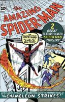 the cover of Fantastic Four Spider-Man Classic