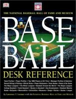 cover of Baseball Desk Reference