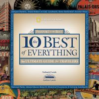 the cover of The 10 Best of Everything