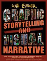 the cover of Graphic Storytelling and Visual Narrative
