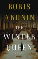 the cover of The Winter Queen by Boris Akunin