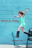 Cover of What to Keep