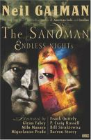 the cover of The Sandman: Endless Nights