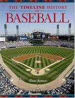 cover of Timeline History of Baseball by Don Jensen