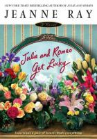 the cover of Julie and Romeo Get Lucky