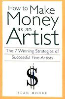 the cover of How to Make Money as an Artist