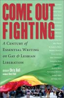 the cover of Come Out Fighting