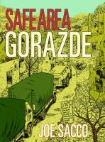 the cover of Safe Area Gorazde