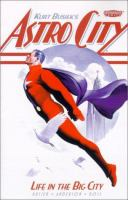 the cover of Kurt Busiek's Astro City