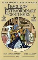 the cover of The League of Extraordinary Gentlemen
