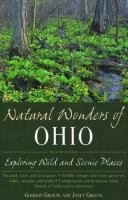 the cover of Natural Wonders of Ohio