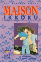 the cover of Maison Ikkoku