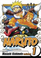 the cover of Naruto