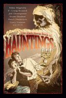 the cover of  The Dark Horse Book of Hauntings