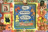 the cover of One Hundred Demons
