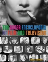 the cover of The Queer Encyclopedia of Film & Television