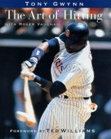 cover of The Art of Hitting by Tony Gwynn
