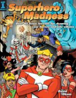 the cover of Superhero Madness