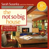 The cover of 'The Not So Big House'
